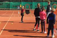 Tenniskindertraining
